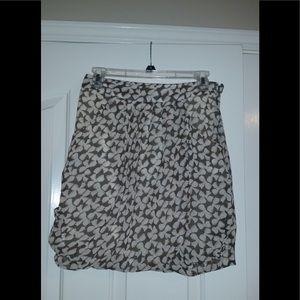Brand New Floral Skirt, Banana Republic